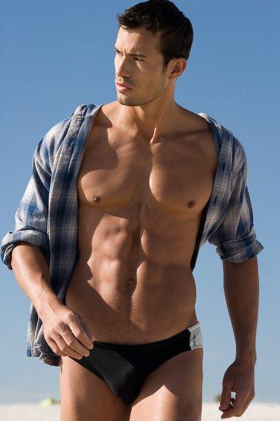 Radoslav Vanko Shirtless Slovakian Male Model